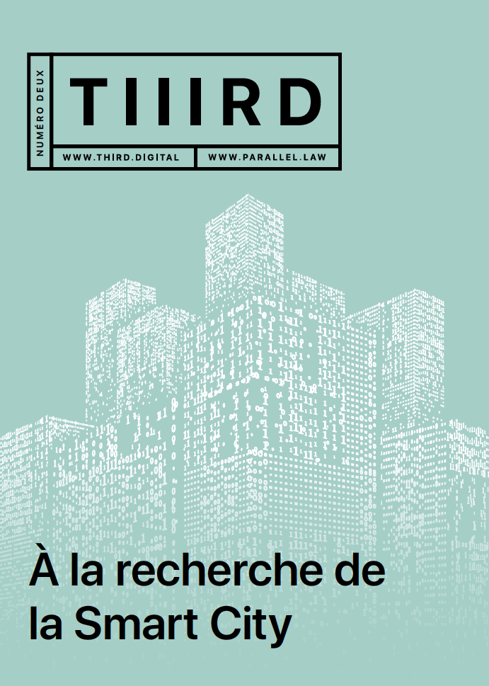 Smart City Couverture Third numéro 2