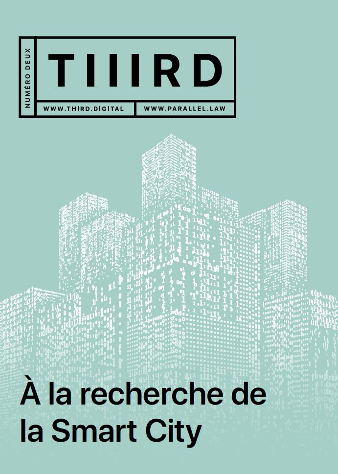 Smart City Couverture Third numéro 2